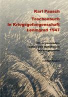 Rolf Pausch: In Kriegsgefangenschaft