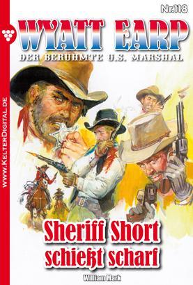 Wyatt Earp 118 – Western