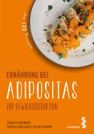 Jennifer Frühwirth: Ernährung bei Adipositas