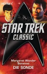 Star Trek - Classic: Die Sonde - Roman