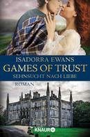 Isadorra Ewans: Games of Trust ★★★★
