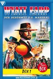 Wyatt Earp 5er Box 1 – Western - E-Book 1-5