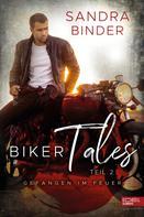 Sandra Binder: Biker Tales: Gefangen im Feuer ★★★★