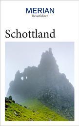 MERIAN Reiseführer Schottland - Mit Extra-Karte zum Herausnehmen