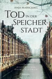 Tod in der Speicherstadt - Historischer Kriminalroman