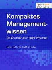 Kompaktes Managementwissen - Die Grunstruktur agiler Prozesse