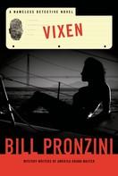 Bill Pronzini: Vixen ★★★
