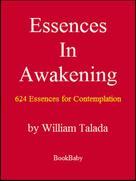 William Talada: Essences In Awakening