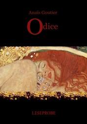 XXL-Leseprobe. Odice - Schule der Hingabe - Band 1. Erotischer Liebesroman