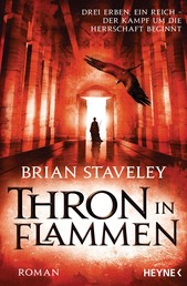 Thron in Flammen - Roman