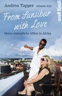 Andrea Tapper: From Sansibar with Love ★★★