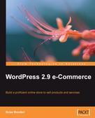 Brian Bondari: WordPress 2.9 e-Commerce