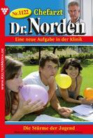 Patricia Vandenberg: Chefarzt Dr. Norden 1122 – Arztroman