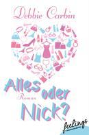 Debbie Carbin: Alles oder Nick? ★★★