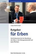 Claus-Henrik Horn: Ratgeber für Erben ★★★