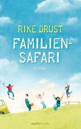 Familiensafari - Roman