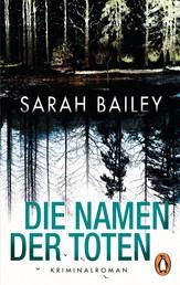 Die Namen der Toten - Kriminalroman