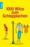 Dieter F. Wackel: 1000 Witze zum Schlapplachen ★★★