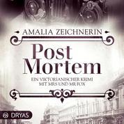 Post Mortem - Ein viktorianischer Krimi mit Mrs und Mr Fox