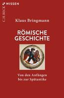 Klaus Bringmann: Römische Geschichte ★★★★★