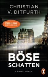 Böse Schatten - Kriminalroman
