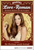 Ina Ritter: Lore-Roman 43 - Liebesroman