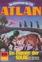 Falk-Ingo Klee: Atlan 534: Im Namen der SOLAG ★★★★