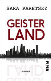 Geisterland - Roman