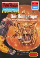 K.H. Scheer: Perry Rhodan 1343: Der Königstiger ★★★★