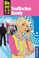 Henriette Wich: Die drei !!!, 19, Teuflisches Handy (drei Ausrufezeichen) ★★★★★
