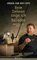 Jürgen von der Lippe: Beim Dehnen singe ich Balladen ★★★