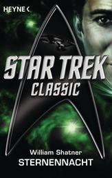Star Trek - Classic: Sternennacht - Roman