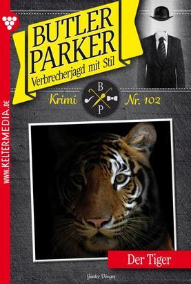 Butler Parker 102 – Kriminalroman