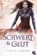 Sara B. Larson: Schwert und Glut ★★★★