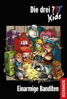 Ulf Blanck: Die drei ??? Kids, 22, Einarmige Banditen (drei Fragezeichen Kids) ★★★★