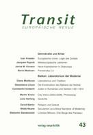 Ivan Kristev: Transit 43. Europäische Revue
