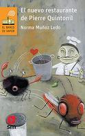 Norma Muñoz Ledo: El nuevo restaurante de Pierre Quintonil