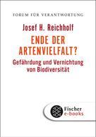 Josef H. Reichholf: Ende der Artenvielfalt? ★★★★