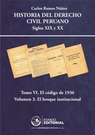 Carlos Ramos Nuñez: Historia del derecho civil peruano