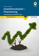Karsten Kienitz: Investitionskosten - Finanzierung