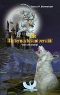 Saskia Burmeister: Die Mitternachtsuniversität ★★★