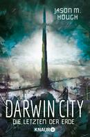 Jason M. Hough: Darwin City ★★★★