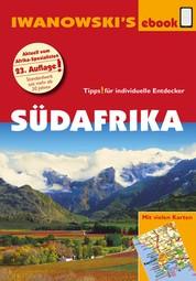 Südafrika - Reiseführer von Iwanowski - Individualreiseführer mit vielen Abbildungen und Detailkarten mit Kartendownload