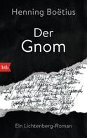 Henning Boëtius: Der Gnom ★★★★★
