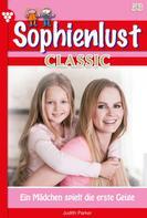 Patricia Vandenberg: Sophienlust Classic 53 – Familienroman