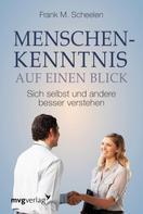 Frank M. Scheelen: Menschenkenntnis auf einen Blick ★★★
