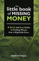 Mary Pitman: The Little Book of Missing Money
