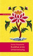 Rinpotsche Gonsar: Buddhas erste Unterweisung