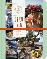Open air - Das Festival- & Camping-Kochbuch