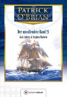 Patrick O'Brian: Der unvollendete Band 21 ★★★★★